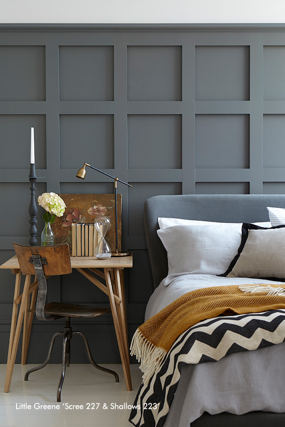 Bedroom – Grey