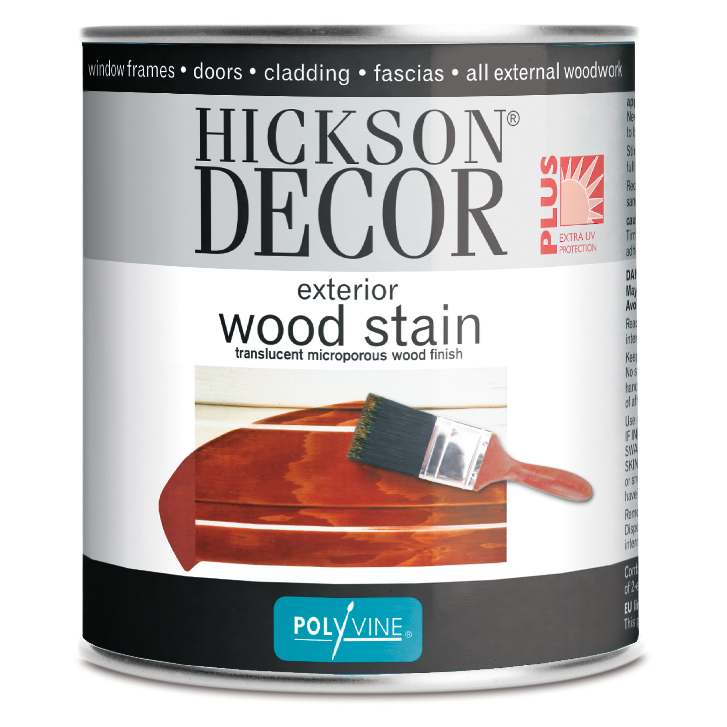 Hickson Decor Wood Stain 500ml (1)