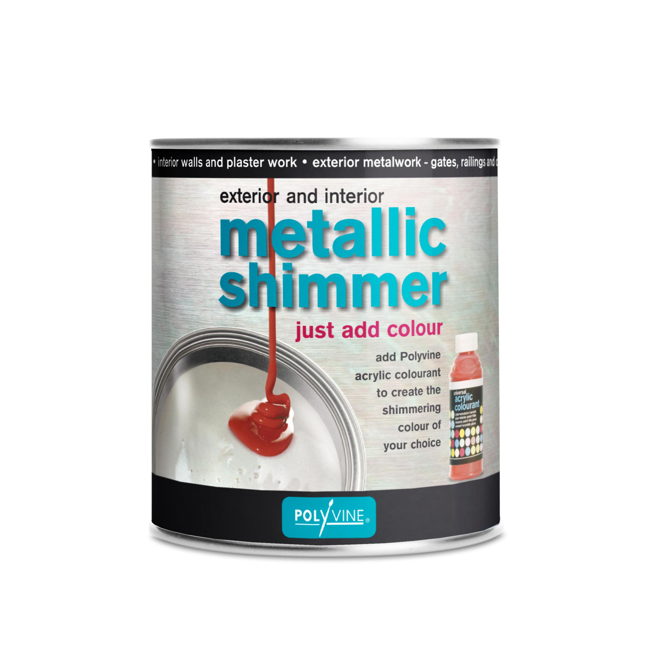 METALLIC SHIMMER