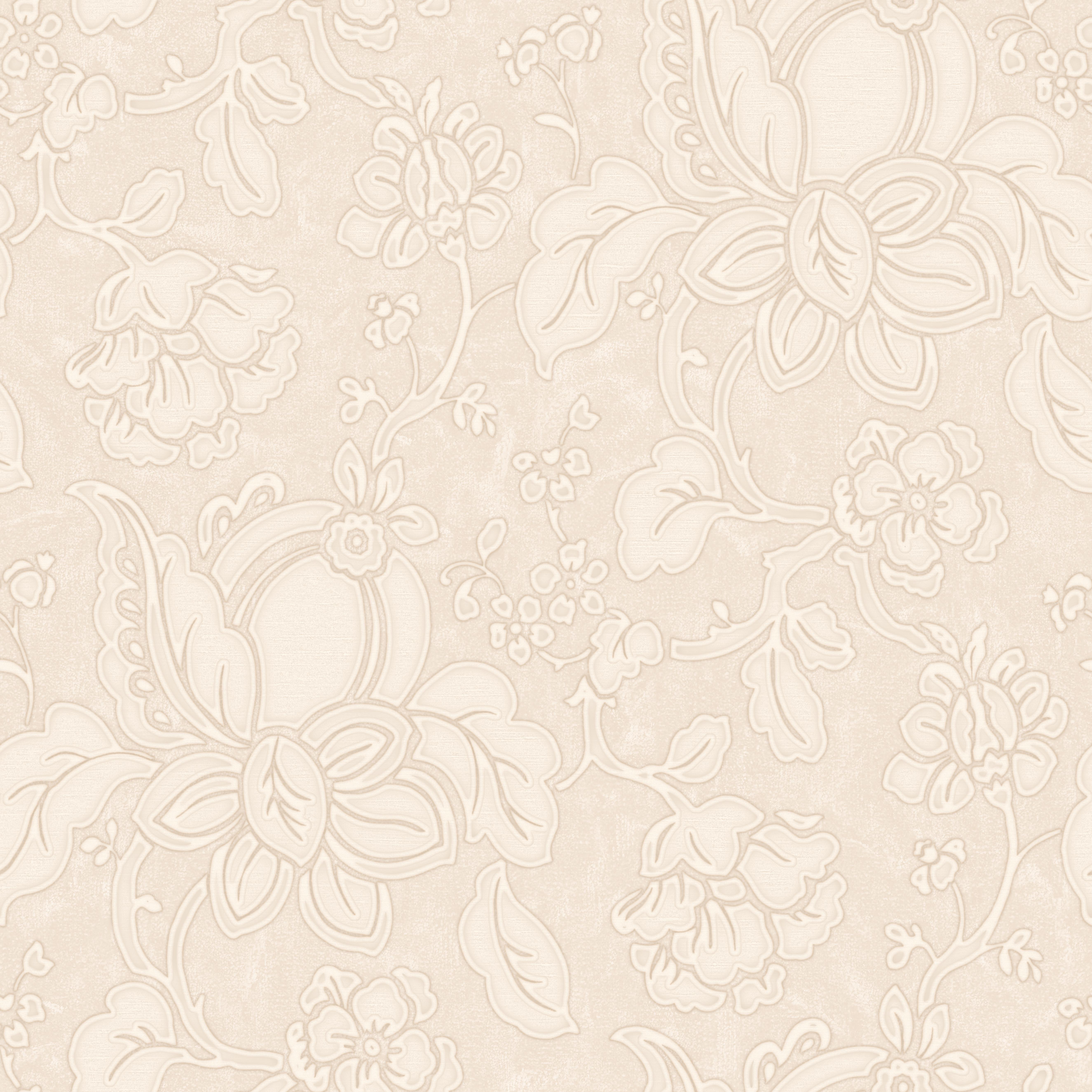 MUR 15186 Sabina Damask Cream WP L