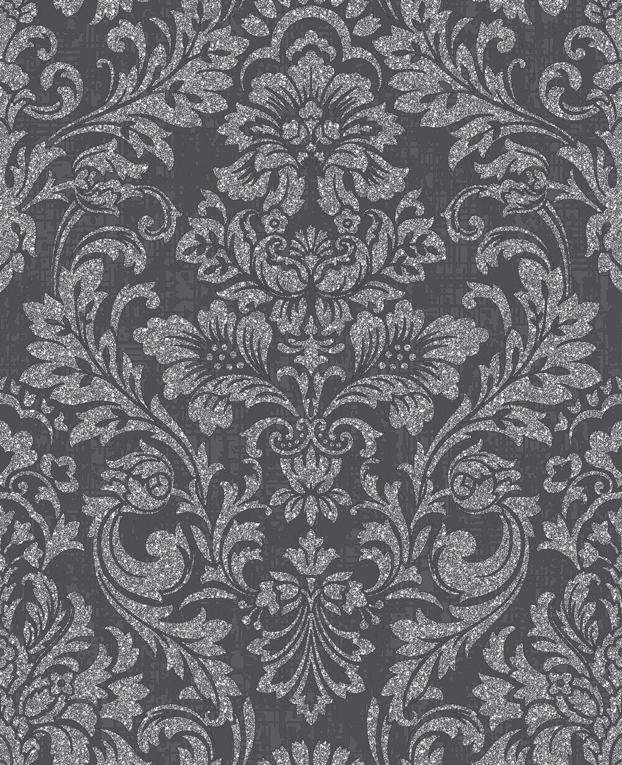 M1203 Highgrove Charcoal Wallpaper Sw